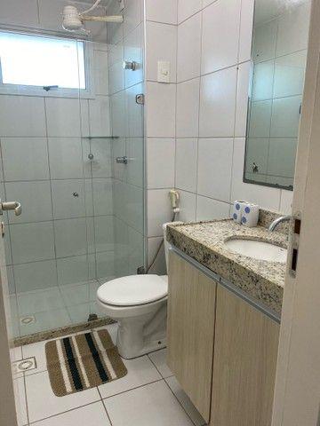 Apartamento 2/4 Mobiliado Vista Mar - Cond. Verano de Ponta Negra  - Foto 15
