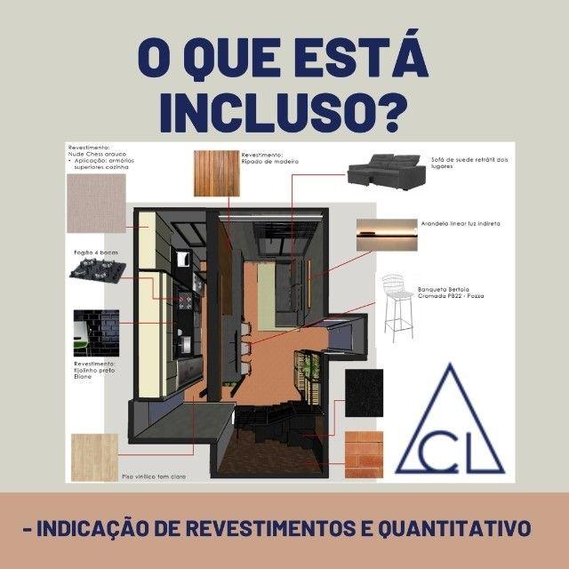 Projeto de interiores acessível - Foto 5