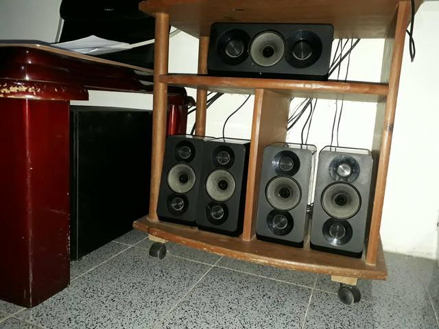 Home theather 1000w rms