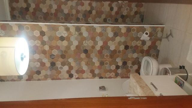 Sobrado Campos do Conde - 3 dormitórios sendo 1 suíte com closet, área gourmet - Foto 6