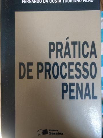 Livro de Prática Processual Penal Saraiva