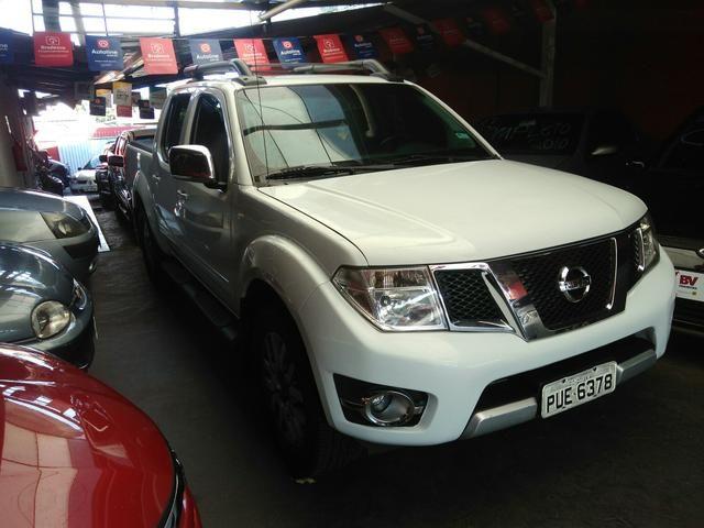 Nissan Frontier SL 14/14 Financiamento rápido e fácil
