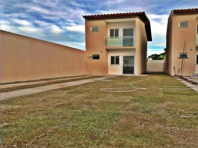 Duplex com 2 Quartos 67m² Urucunema Eusébio