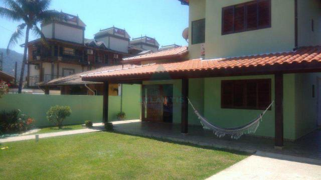 Casa à venda com 3 dormitórios em Praia lagoinha, Ubatuba cod:1049