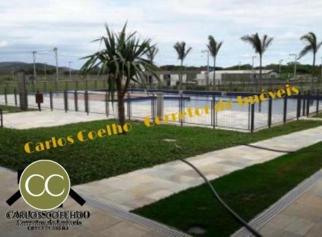 CMG Cód:23- Terreno Condominio Terras Alphaville - Peró - Cabo Frio - Foto 2