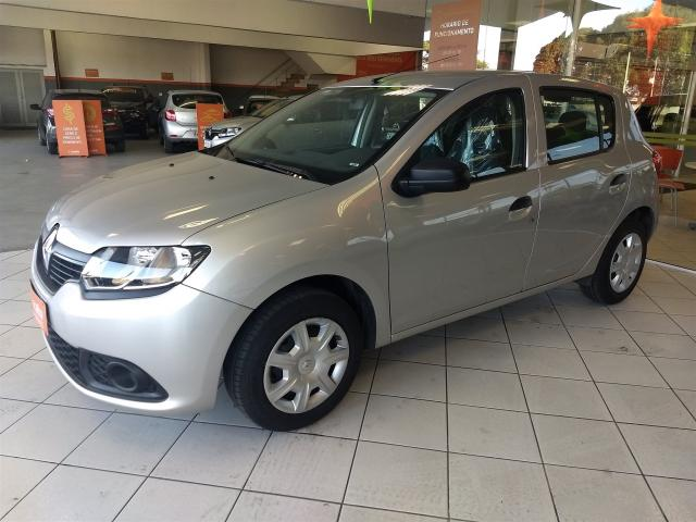 RENAULT SANDERO 2017/2018 1.0 12V SCE FLEX AUTHENTIQUE MANUAL - Foto 3