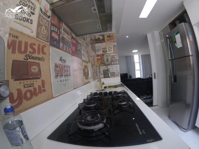 Belíssimo apartamento - Resid. Valparaíso I, 02 Quartos, Armários modulados e Rebaixamento - Foto 13