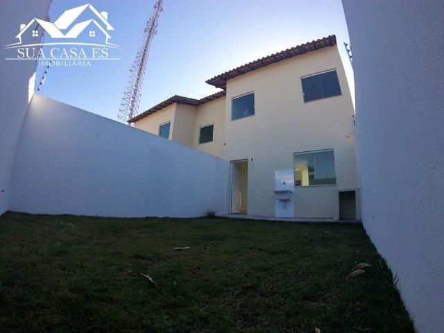 Casa Duplex 3 Quartos c/ Suíte em Manguinhos - Quintal Privativo - Serra - ES - Foto 9