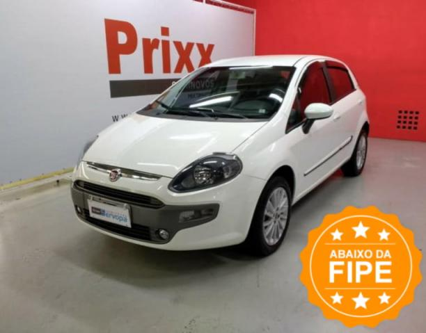 FIAT PUNTO ESSENCE 1.6 DUALOGIC. 2016