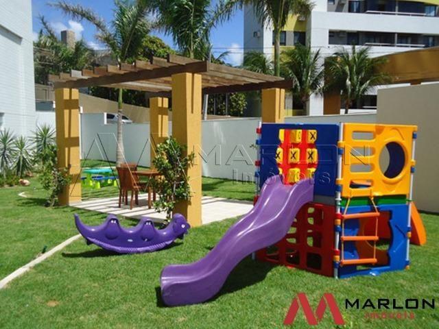 Apartamento Paradise Village/Capim Macio, com 2/4 sendo 1 suíte e 55m² - Foto 8