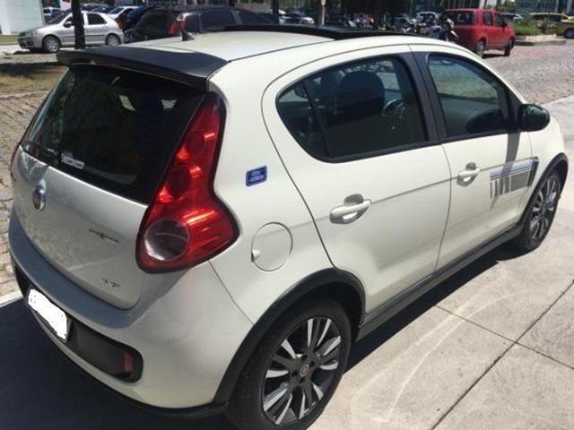 Fiat Palio 1.6 Mpi Sporting 16v Flex 4p Automatizado(Não aceito troca) - Foto 3