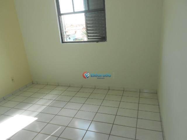 Apartamento com 2 dormitórios à venda, 56 m² por r$ 150.000 - jardim santa rosa - nova ode - Foto 9