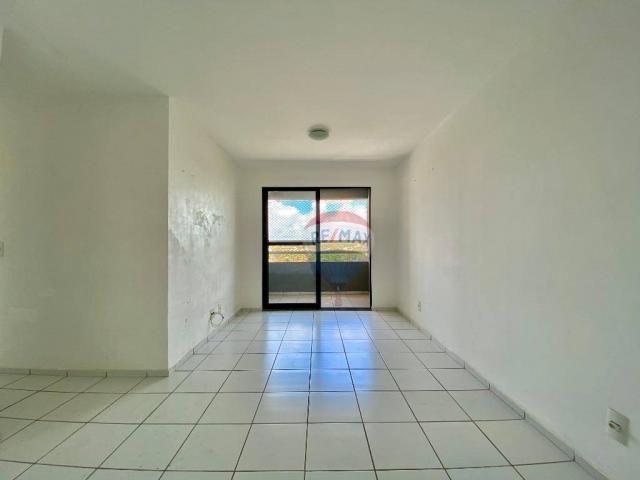 Apartamento com 2 dormitórios à venda, 59 m² por r$ 190.000 - pitimbu - natal/rn sun garde - Foto 2