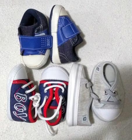 Sapatos para bebê - menino - Foto 6