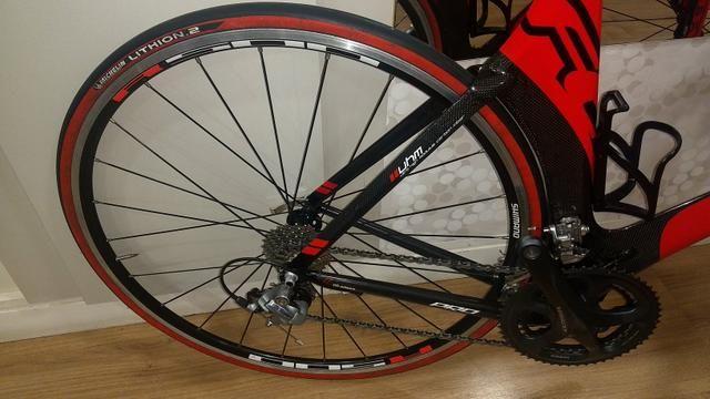 Bicicleta TT de carbono Felt B2 - Foto 5