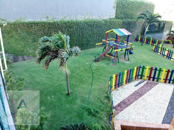 Apartamento com 3 dormitórios à venda, 128 m² por r$ 480.000 - de lourdes - fortaleza/ce - Foto 2
