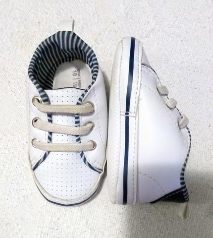 Sapatos para bebê - menino - Foto 2