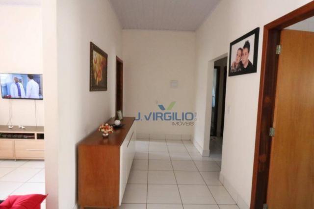 Casa com 3 dormitórios à venda, 125 m² por r$ 290.000,00 - residencial recanto do bosque - - Foto 8