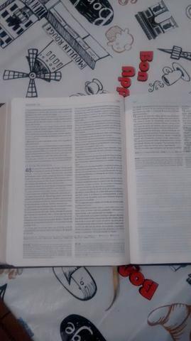 Bíblia de estudo Aplicação pessoal - Foto 2