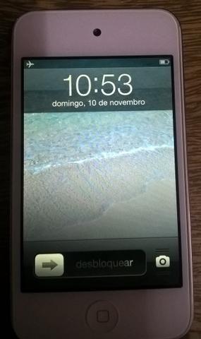 Ipod Touch 4 geração com 16gb troco em smartphone - Foto 2