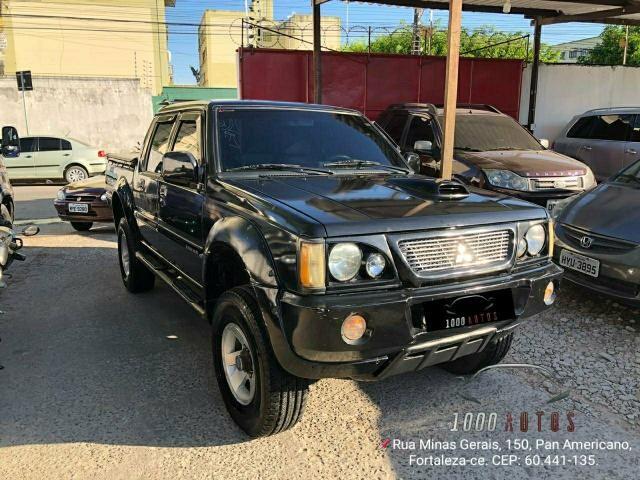 L200 4x4 2002/2002 diesel super conservada!!! - Foto 13