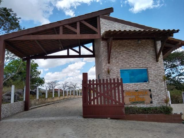Lote no Condomínio Reserva da Serra (à 15 min. de Caruaru, BR104-KM72, sentido Agrestina) - Foto 8
