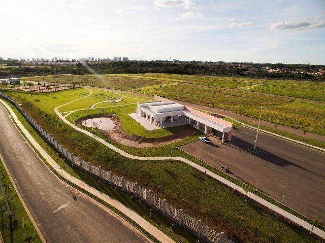 Terreno Florais Itália Cuiabá, 558,00 m², Esquina e em Frente Área Verde - Foto 7