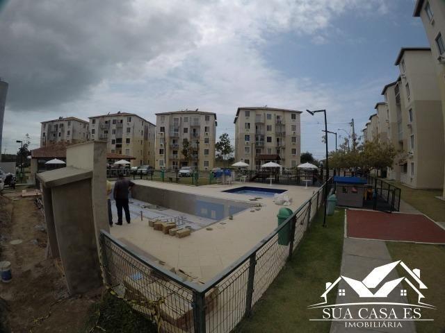AP-Apartamento - 2 quartos - Sol da manhã - Em Manguinhos - Vila Geribá - Foto 10