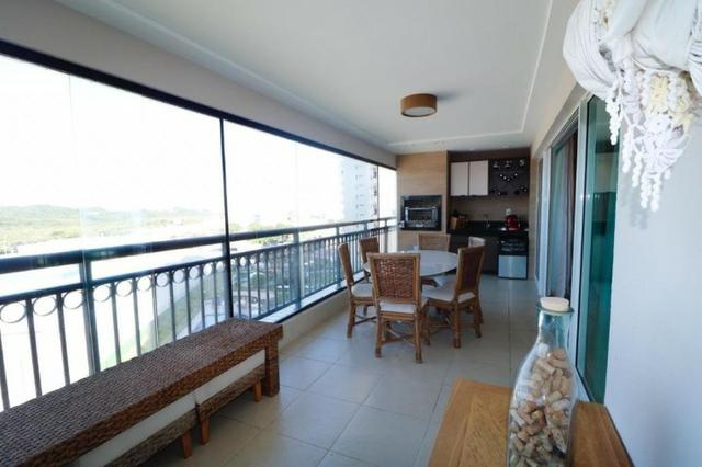 Apartamento mobiliado no Solar Alta Vista 4 suítes - Foto 3