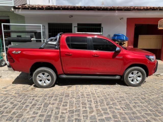 Hilux 4X4 Srv Diesel