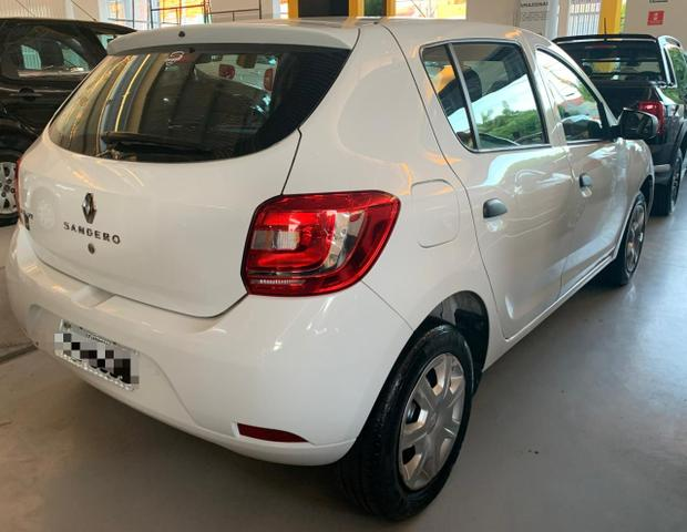 Sandero 18/2018 1.0 authentique completo! - Foto 4