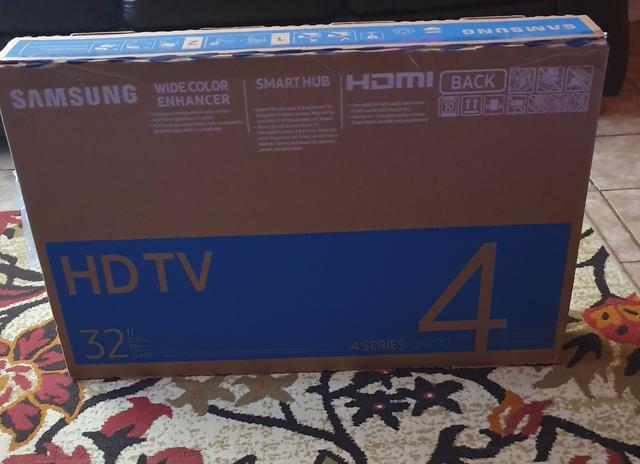 Smartv LED Samsung 32 J4290 - Foto 3