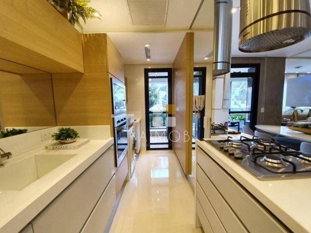 ECOVILLE - Lindo apartamento de 2 dormitórios 1 suíte no condomínio MADRI - Foto 8