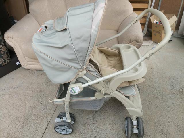 Carrinho de bebê posso entregar - Foto 3