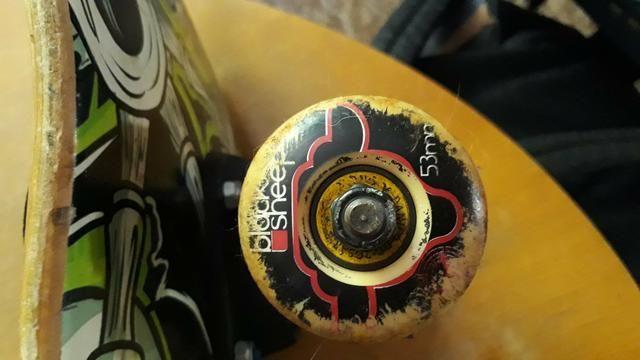 Vendo skate montado - Foto 2