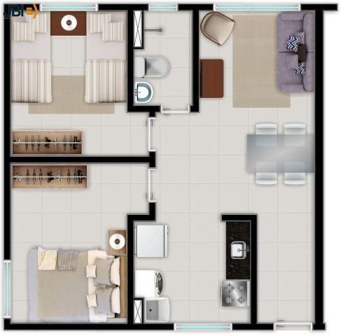 Apartamento, Padre Romualdo, Caucaia-CE - Foto 11