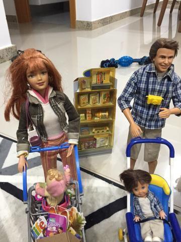 Familia da Barbie - Foto 3