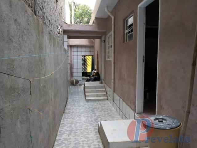 Ct-6209 casa térrea com sobrado nos fundos - Foto 17