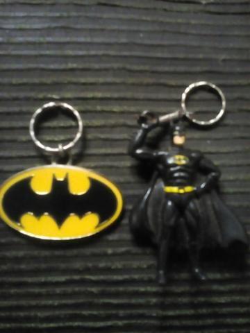 Batman chaveiros originais DC