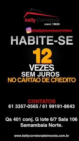 Casa no Recanto das Emas, QD 112. Act. Financiamento! - Foto 13