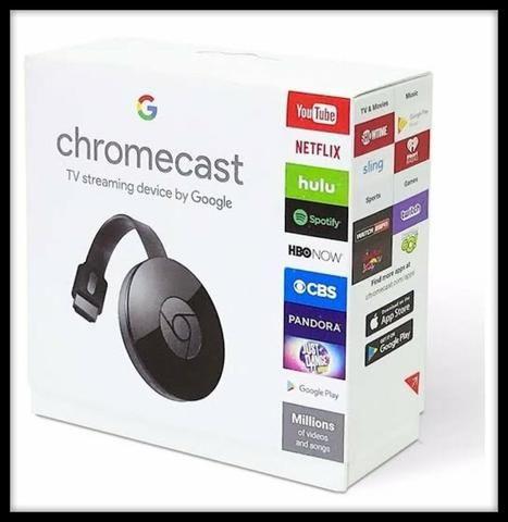 Chromecast 2 novo promoção