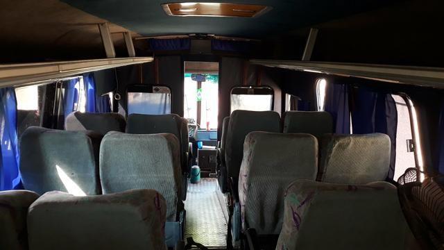Vendo ou troco ônibus dinossauro cma cometa 95/96 pego caminhonete carro - Foto 3