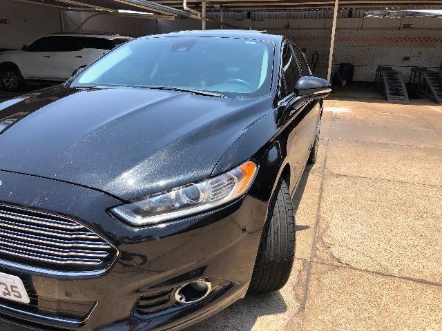 Ford Fusion AWD Titanium 2014/2015