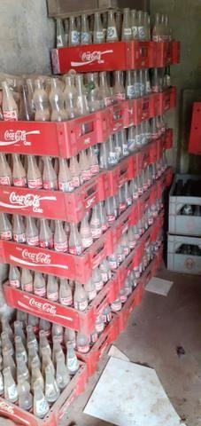 Vasilhame de Coca-Cola Completo