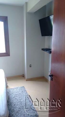 Apartamento à venda com 2 dormitórios em Pátria nova, Novo hamburgo cod:13415 - Foto 12