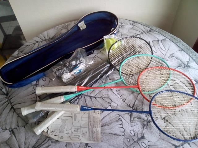 Kit Badminton - Foto 2