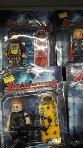 Justiceiros super-heróis - Foto 2