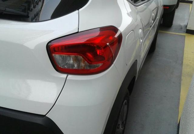 Renault Kwid 2018 Intense completo, câmera de Ré, multimídia etc.R$32.500,00 - Foto 9