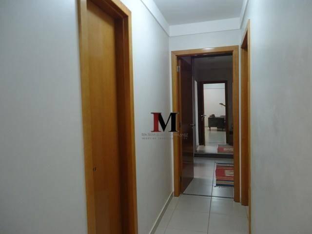 vendemos apartamento mobiliado com 2 quartos no Res Torre de Italia - Foto 12