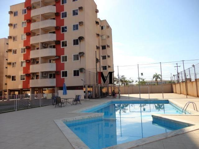 Alugamos apartamento com 3 quartos em frente ao Hospital de Base